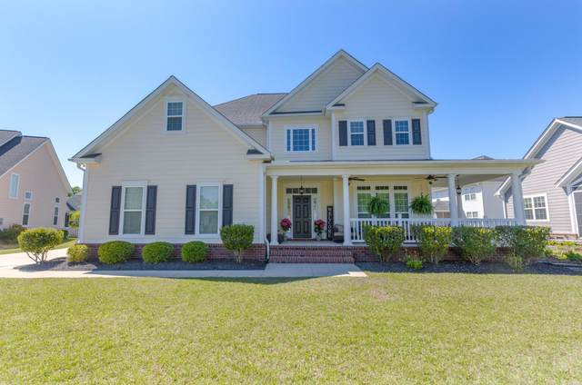 102 Back Bay Court, Summerville, SC 29485 (#20009446) :: The Cassina Group