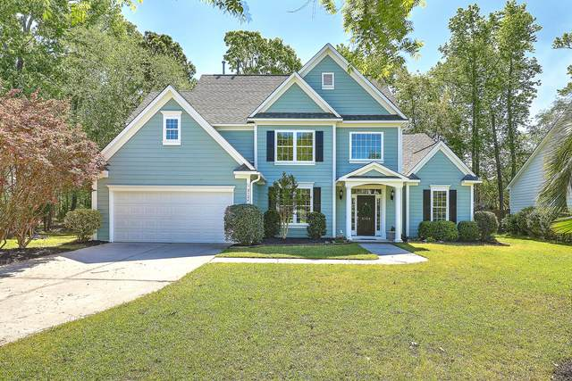 2124 Tall Grass Circle, Mount Pleasant, SC 29466 (#20009465) :: The Cassina Group