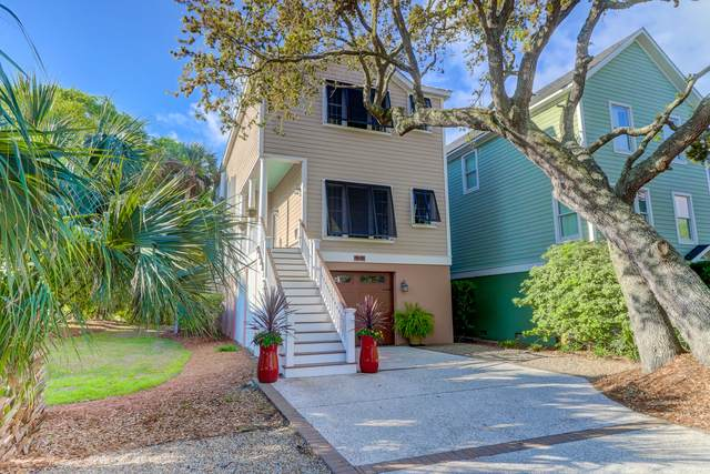 9 Yacht Harbor Court, Isle Of Palms, SC 29451 (#20009469) :: The Cassina Group