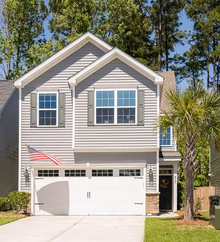 8922 Cat Tail Pond Road, Summerville, SC 29485 (#20009490) :: The Cassina Group