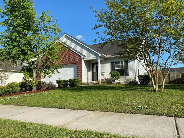 529 Holiday Drive, Summerville, SC 29483 (#20009496) :: Realty One Group Coastal