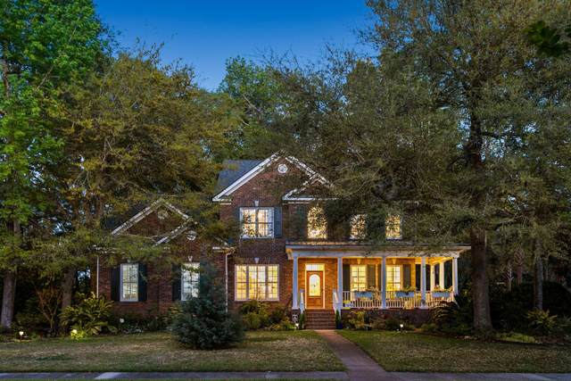 1676 Sewee Fort Road, Mount Pleasant, SC 29466 (#20009498) :: The Cassina Group