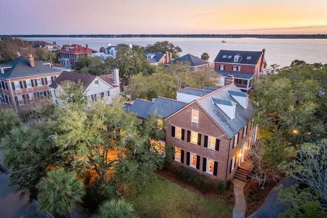 135 S Battery, Charleston, SC 29401 (#20009501) :: The Cassina Group
