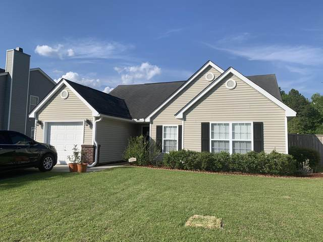 306 Slow Mill Drive, Goose Creek, SC 29445 (#20009548) :: The Cassina Group