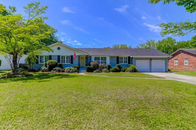 1352 Winchester Drive, Charleston, SC 29407 (#20009572) :: The Cassina Group