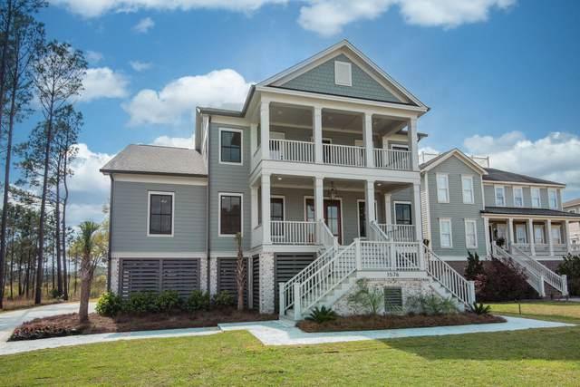 1544 Oak Island Drive, Charleston, SC 29412 (#20009573) :: The Cassina Group