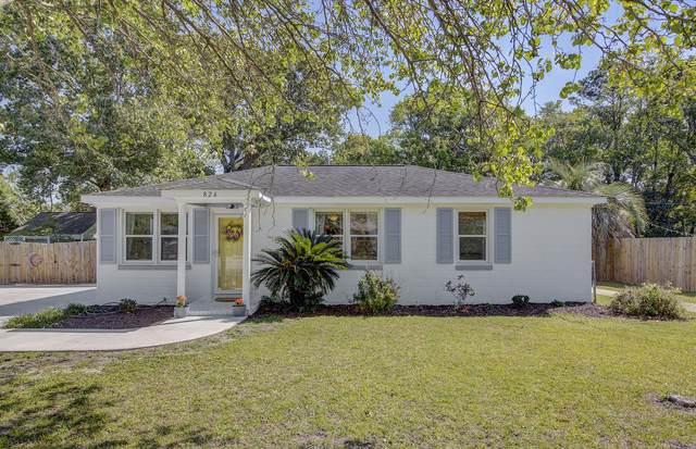 826 Mellichamp Drive, Charleston, SC 29412 (#20009644) :: The Cassina Group