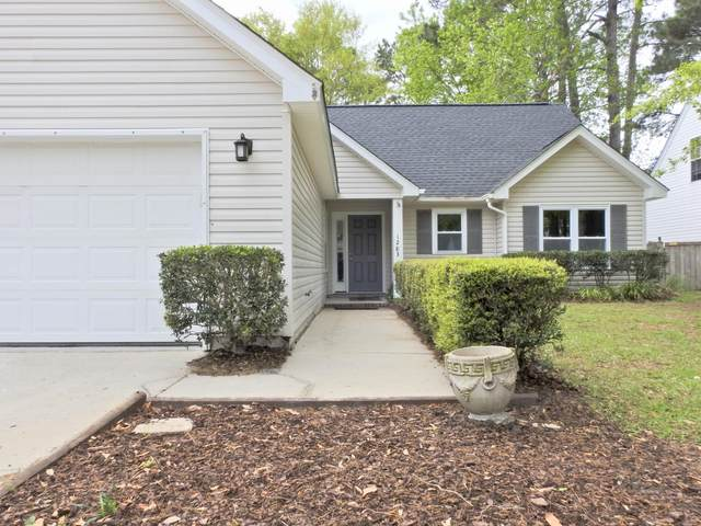 1283 Worthy Court, Mount Pleasant, SC 29466 (#20009655) :: The Cassina Group