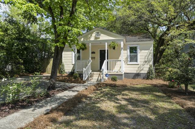 4520 S Rhett Avenue, North Charleston, SC 29405 (#20009659) :: The Cassina Group