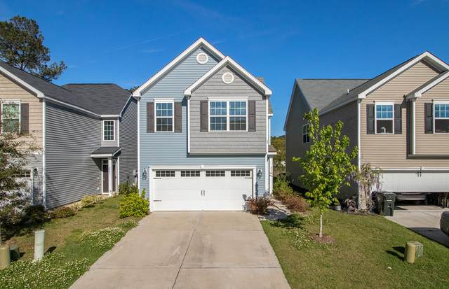 8902 Cat Tail Pond Road, Summerville, SC 29485 (#20009679) :: The Cassina Group