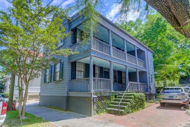11 Marion Street, Charleston, SC 29403 (#20009744) :: The Cassina Group