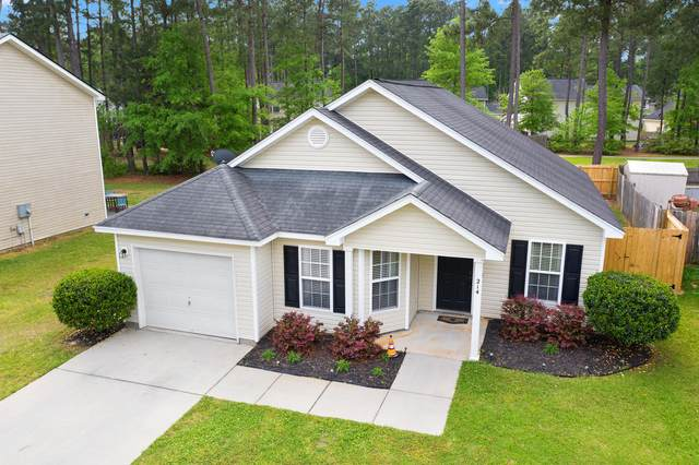 214 Bainsbury Lane, Summerville, SC 29483 (#20009747) :: The Cassina Group