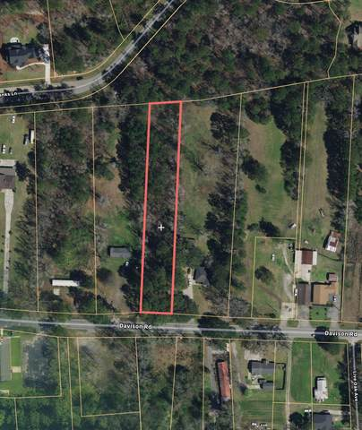 4328 Davison Road, Adams Run, SC 29426 (#20010353) :: The Cassina Group
