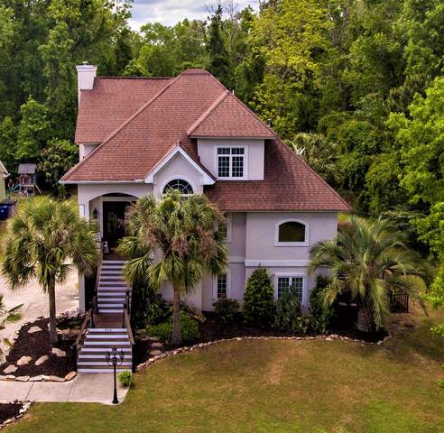 5715 Captain Kidd Road, Hollywood, SC 29449 (#20010607) :: The Cassina Group