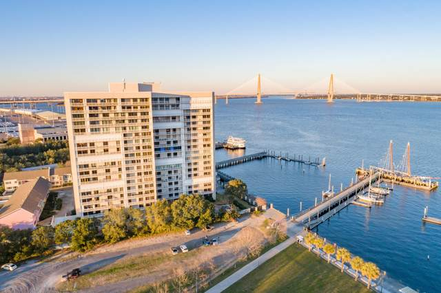 330 Concord Street 18 A, Charleston, SC 29401 (#20011037) :: Realty One Group Coastal
