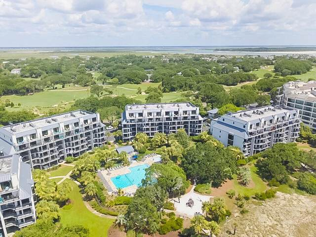 7600 Palmetto Drive 428 D, Isle Of Palms, SC 29451 (#20011216) :: Realty One Group Coastal