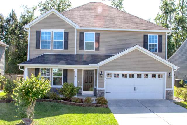 2016 Hunters Bend Trail, Ladson, SC 29456 (#20011329) :: Realty One Group Coastal