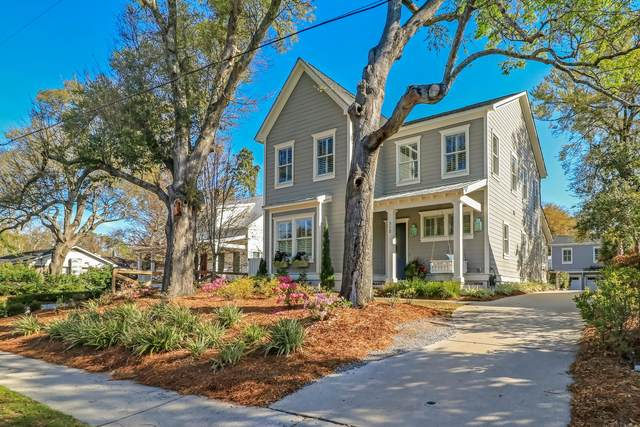 312 Royall Avenue, Mount Pleasant, SC 29464 (#20011435) :: The Cassina Group