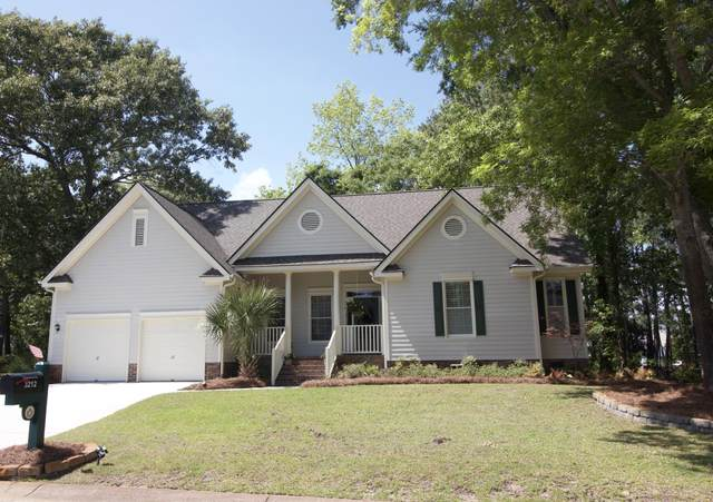 3212 Heathland Way, Mount Pleasant, SC 29466 (#20011473) :: Realty One Group Coastal