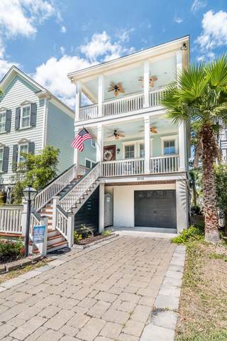 3014 S Shore Drive, Charleston, SC 29407 (#20011539) :: Realty One Group Coastal