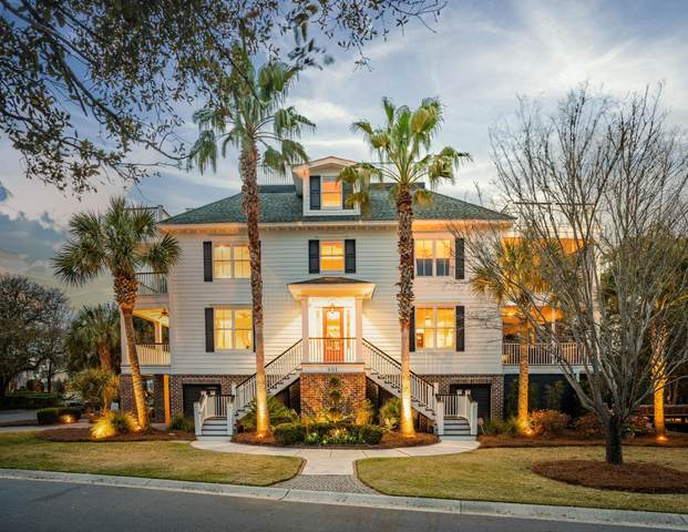 801 Harbour Watch Court, Mount Pleasant, SC 29464 (#20011580) :: Realty ONE Group Coastal