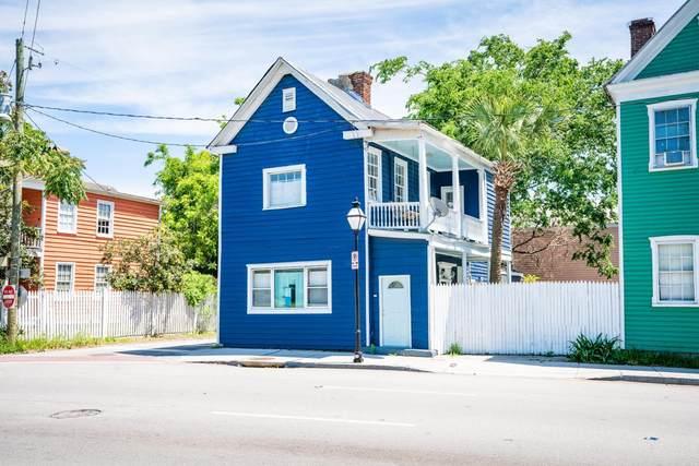 197 Spring Street, Charleston, SC 29403 (#20011640) :: Realty ONE Group Coastal