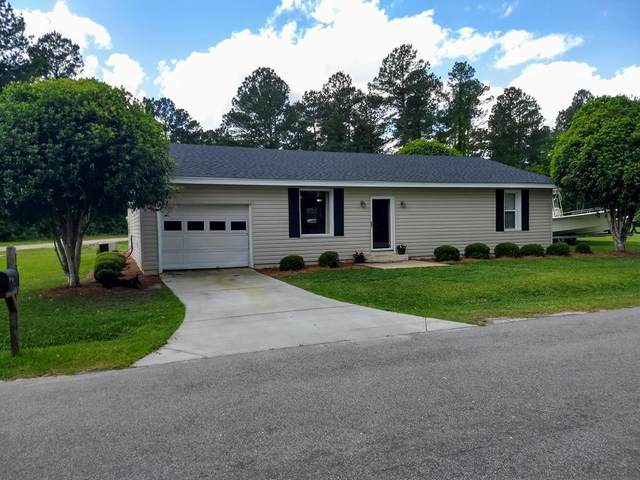 1307 Gin Pond Drive, Summerton, SC 29148 (#20011717) :: Realty ONE Group Coastal