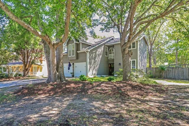442 Mount Royall Drive, Mount Pleasant, SC 29464 (#20011951) :: The Cassina Group