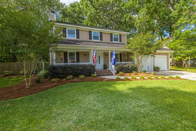 212 Turtle Cove Road, Summerville, SC 29485 (#20012568) :: The Cassina Group