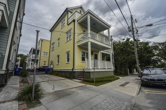 106 Spring Street 106A, Charleston, SC 29403 (#20012696) :: Realty One Group Coastal
