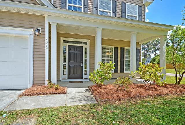 2022 Asher Loop, Summerville, SC 29485 (#20012774) :: The Cassina Group