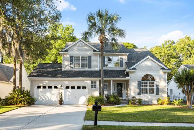 1336 Wild Olive Drive, Mount Pleasant, SC 29464 (#20012892) :: Realty One Group Coastal