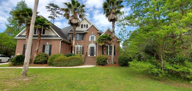 1317 Mcleans Court, Mount Pleasant, SC 29466 (#20013065) :: The Gregg Team