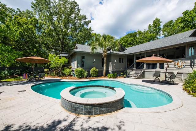 7 Trail Hollow Drive, Charleston, SC 29414 (#20013168) :: The Cassina Group