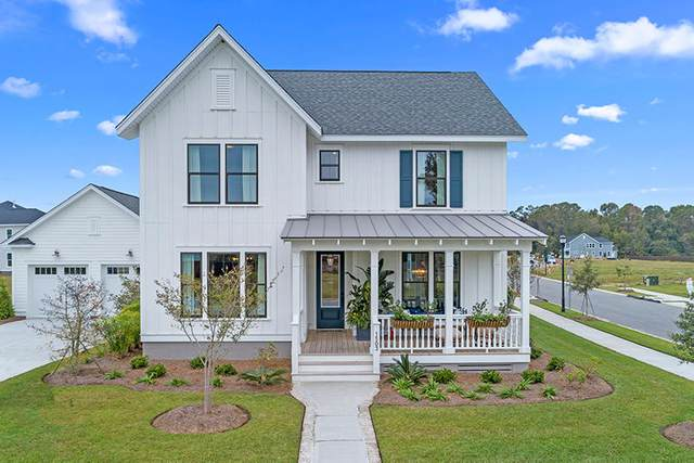 1242 Captain Rivers Drive, Charleston, SC 29412 (#20013179) :: The Cassina Group