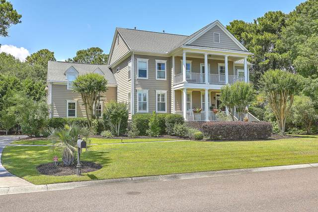 3165 Sand Marsh Lane, Mount Pleasant, SC 29466 (#20013206) :: The Cassina Group