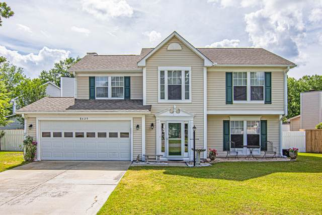 8429 Old Carriage Court, North Charleston, SC 29420 (#20013216) :: Realty One Group Coastal