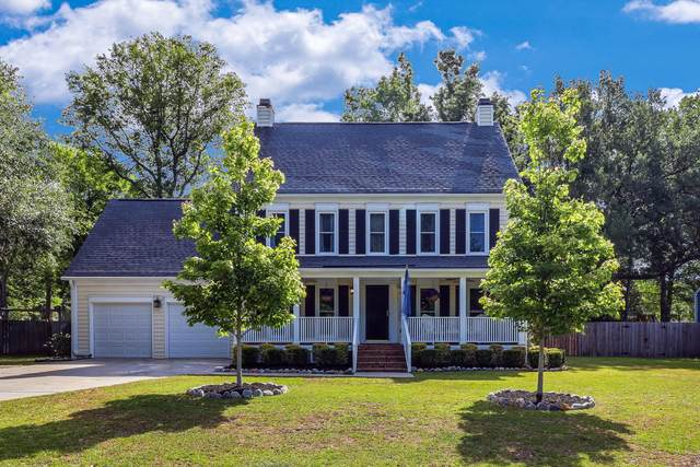 446 Mt Royall Drive, Mount Pleasant, SC 29464 (#20013287) :: The Cassina Group