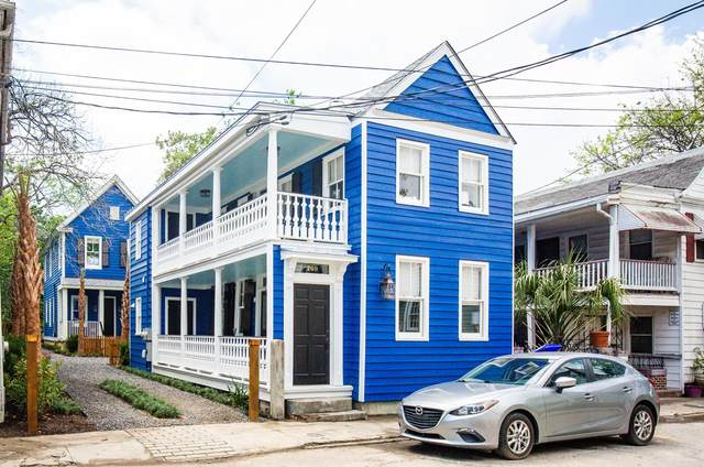 269 St Philip Street, Charleston, SC 29403 (#20013336) :: Realty One Group Coastal