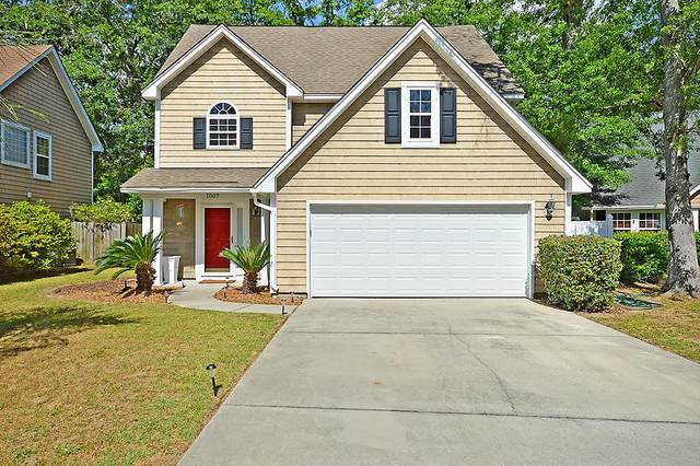 1007 Jamsie Cove Drive, Charleston, SC 29412 (#20013358) :: The Cassina Group