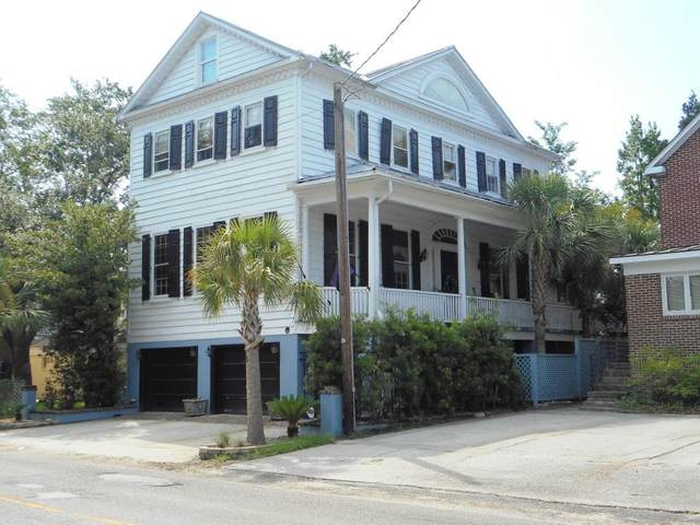 187 Wentworth Street, Charleston, SC 29401 (#20013491) :: The Cassina Group