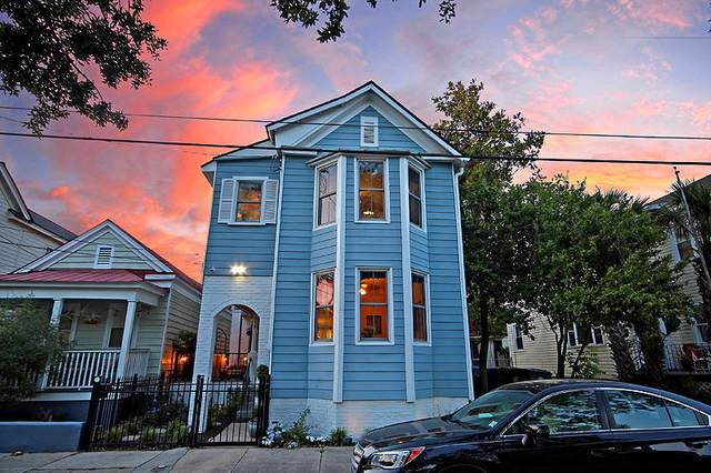 378 Race Street, Charleston, SC 29403 (#20013502) :: The Cassina Group