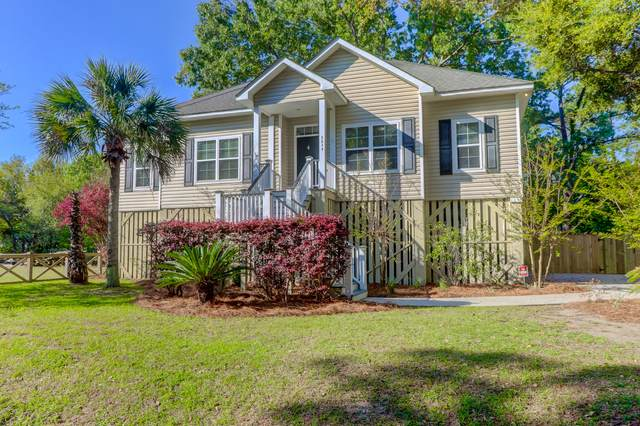 3614 Conch Street, Mount Pleasant, SC 29466 (#20013503) :: The Cassina Group