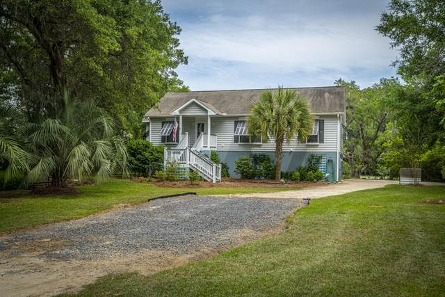 7790 Chaplin Garden Lane, Edisto Island, SC 29438 (#20013511) :: The Cassina Group