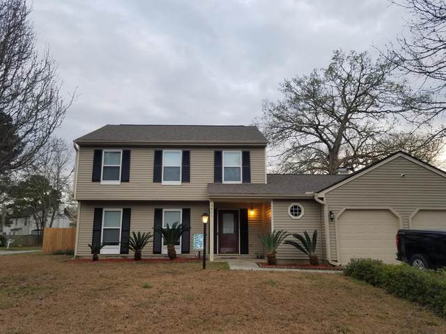 3801 Battleview Court, North Charleston, SC 29420 (#20013552) :: The Cassina Group