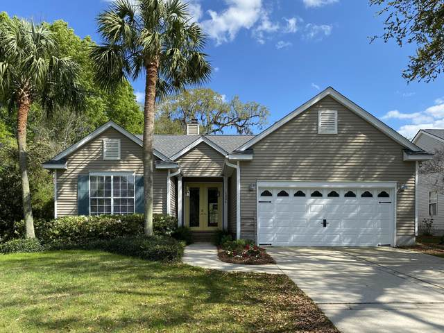 1204 Wild Olive Drive, Mount Pleasant, SC 29464 (#20013596) :: Realty One Group Coastal