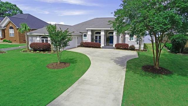 447 Santee Drive, Santee, SC 29142 (#20013631) :: The Cassina Group
