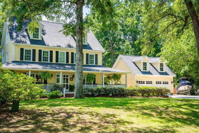 307 Bampfield Drive, Mount Pleasant, SC 29464 (#20013647) :: The Cassina Group