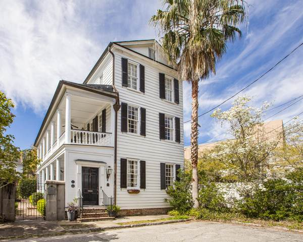 5 Alexander Street, Charleston, SC 29401 (#20013680) :: The Cassina Group