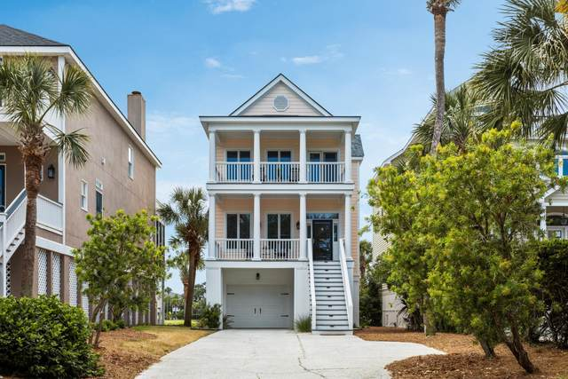 16 Ocean Point Drive, Isle Of Palms, SC 29451 (#20013695) :: The Cassina Group